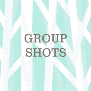 Group Shots Text Logo