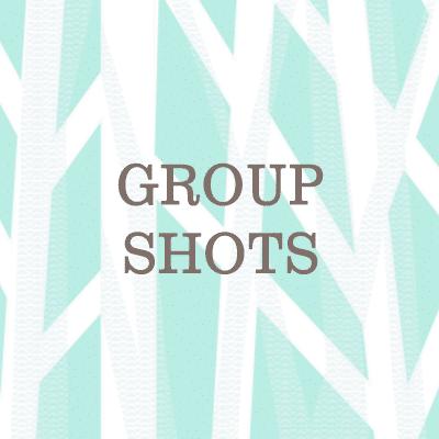 Group Shots Text Logo