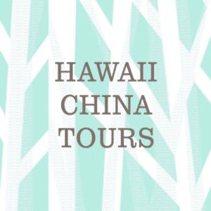 Hawaii China Tours Text Logo