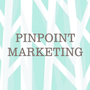 Pinpoint Marketing Text Image