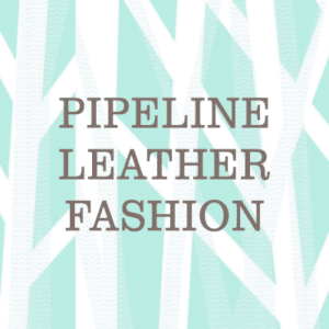 Pipeline Leather Fashion Text Image