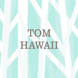 TOM Hawaii Text Logo