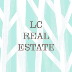 LC Real Estate Waikiki Shopping Plaza Text Logo