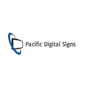 Pacific Digital Signs Logo