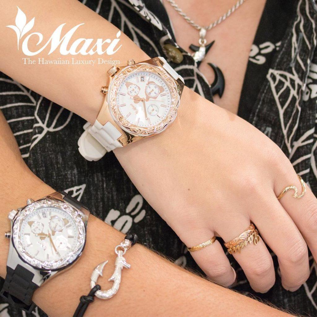Island Watch from Maxi Hawaiian Jewelry