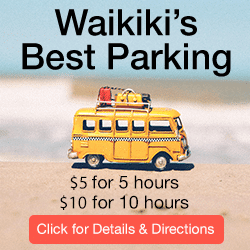 waikiki's best parking rates