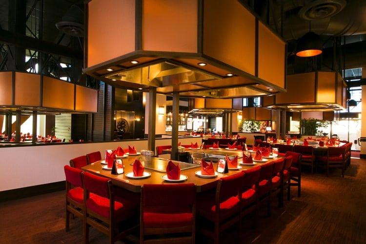 tanaka of tokyo dining room