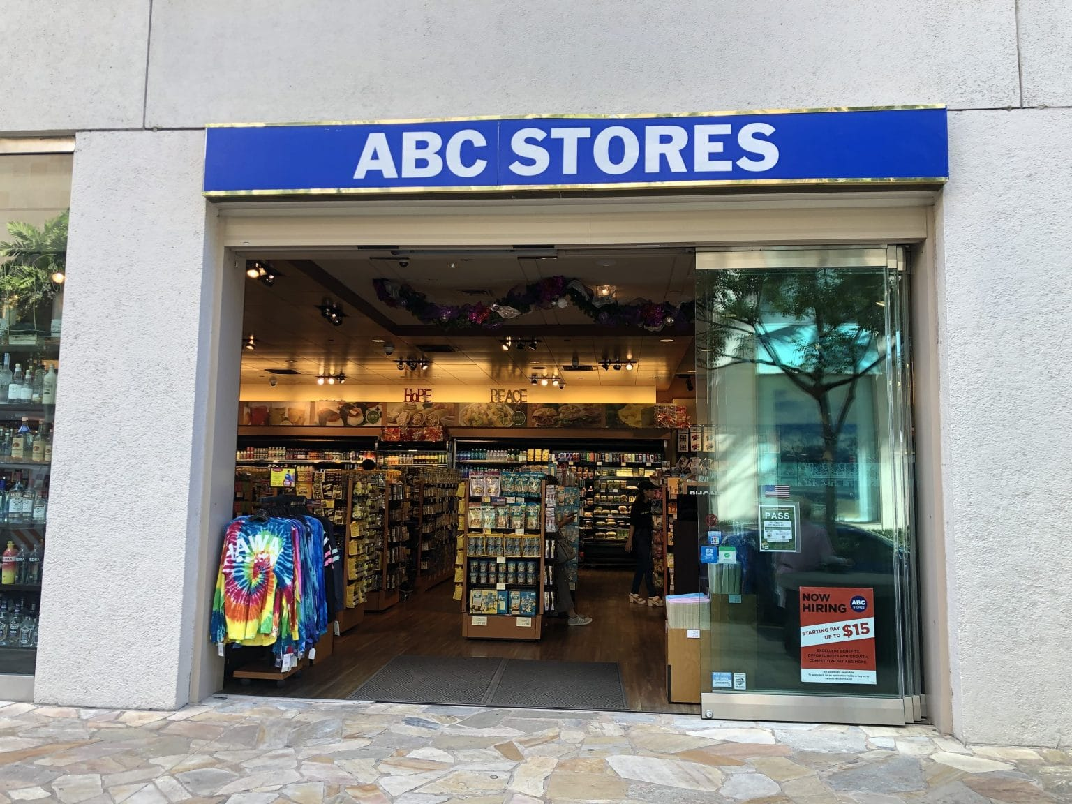 street view of ABC stores