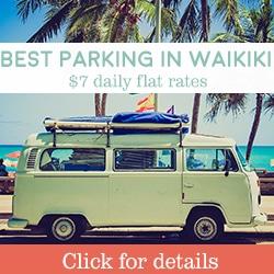 waikiki parking rates