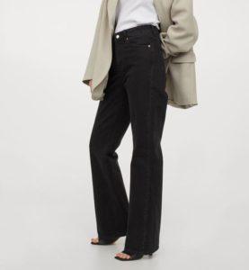 Woman's denim pants